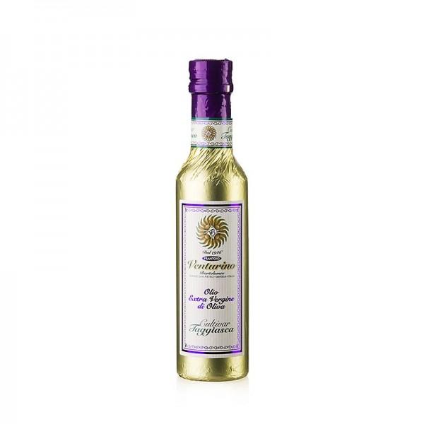 Venturino - Natives Olivenöl Extra Venturino 100% Taggiasca Oliven Goldfolie