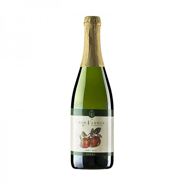 van Nahmen - Van Nahmen Apfel-Cidre Doux mild 2% vol.