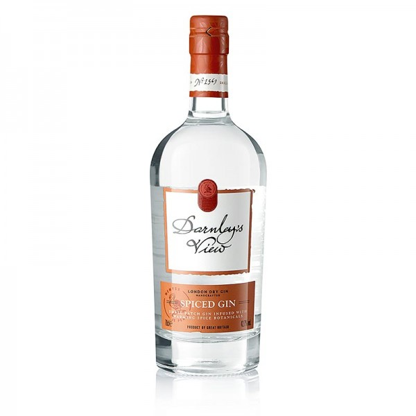 Darnley´s View - Darnley´s View Spiced London Dry Gin 42.7 % vol.