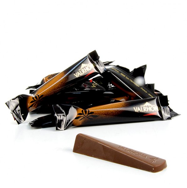 Valrhona - Valrhona Schokoladen-Stäbchen Eclat Vollmilch 39% Kakao