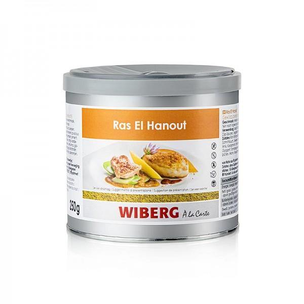Wiberg - Ras (Raz) El Hanout orientalische Gewürzzubereitung