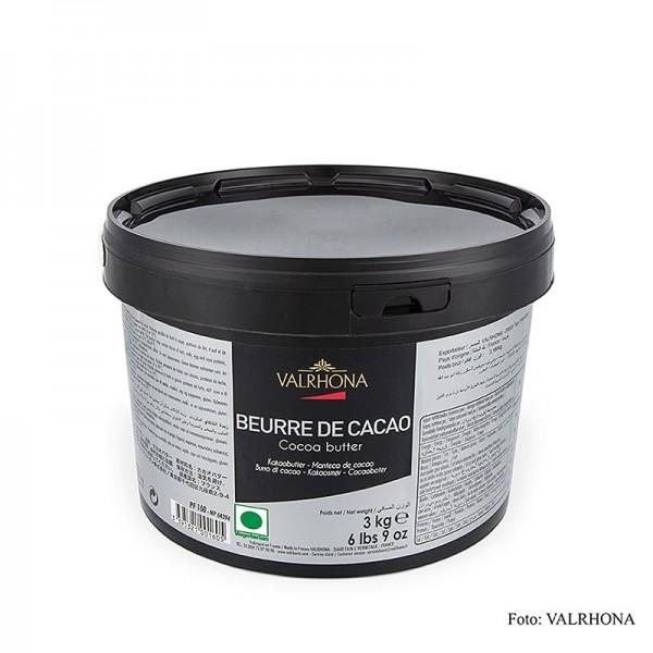 Valrhona - Kakaobutter