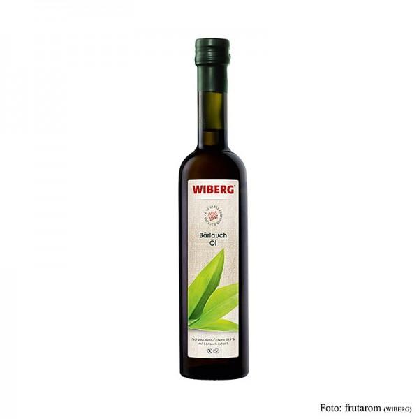 Wiberg - Wiberg Bärlauchöl kaltgepresst Natives Olivenöl Extra mit Bärlauchextrakt