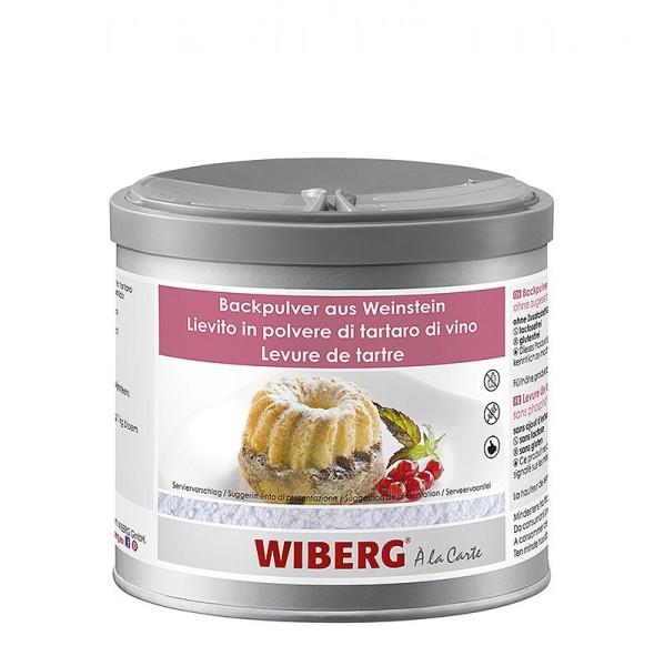 Wiberg - Backpulver aus Weinstein ohne zugesetztes Phosphat