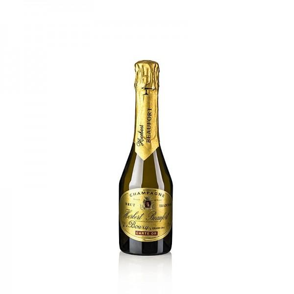 Herbert Beaufort - Champagner H.Beaufort Carte d´Or Grand Cru brut 12% vol.