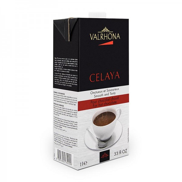 Valrhona - Valrhona Trinkschokolade Celaya trinkfertig