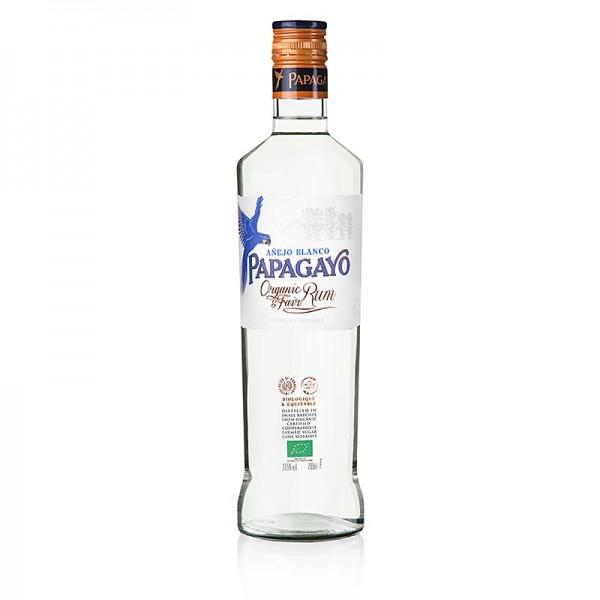 Papagayo Organic - Papagayo Organic White Rum 37.5% vol. BIO