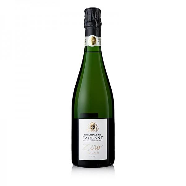 Tarlant - Champagner Tarlant Zero Brut Nature