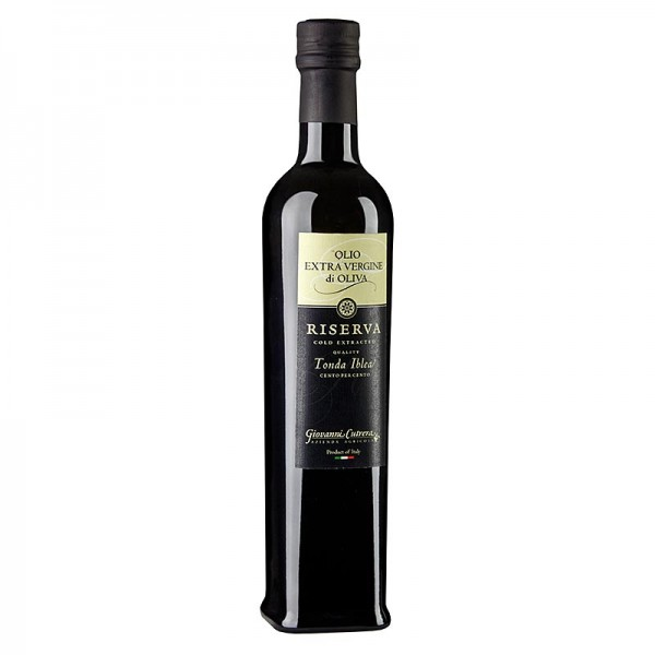 Frantoi Cutrera - Frantoi Cutrera Riserva Olivenöl Extra Vergine 100% Tonda Iblea