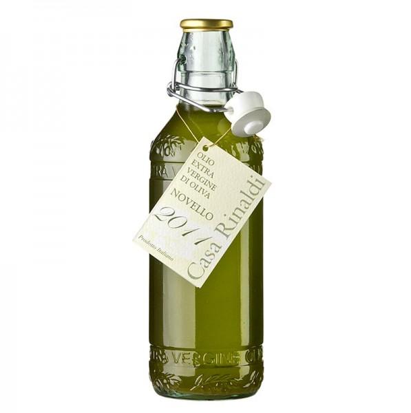 Casa Rinaldi - Novello Olivenöl extra vergine,pikant - Sizilien 500 ml Casa Rinaldi