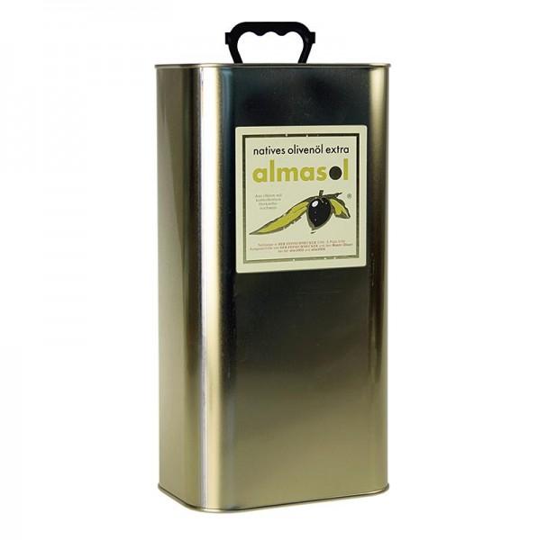 Almasol - Almasol Olivenöl Extra Virgen 0.2% Säure Feinschmecker 2012