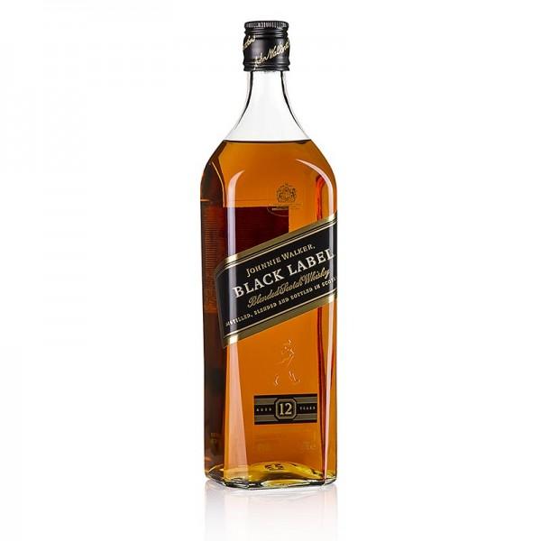 Johnnie Walker - Blended Whisky Johnnie Walker Black Label 40% vol. Schottland